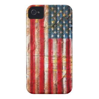 USA FLAG iPhone 4 CÁRCASAS