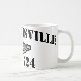 USS LOUISVILLE TAZA DE CAFÉ