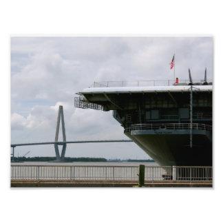USS Yortktown Foto