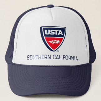 USTA California meridional Gorra De Camionero
