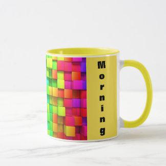 USTED cambia la taza de té de la taza de café de