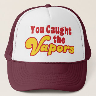 Usted cogió los vapores gorra de camionero