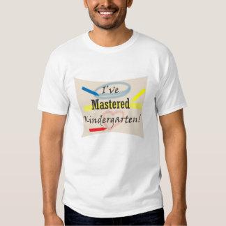 ¡Usted enseñó guardería a este año! Camiseta