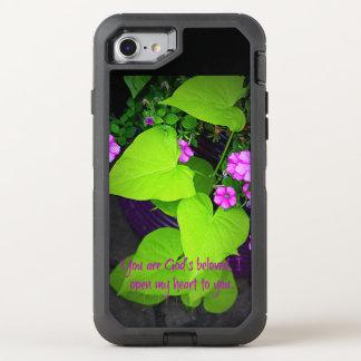 Usted es dios querido funda OtterBox defender para iPhone 7