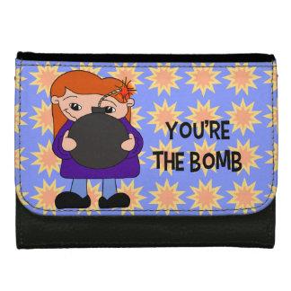 Usted es la bomba