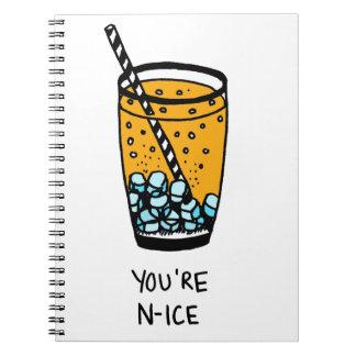 Usted es Niza Cuaderno