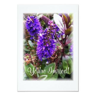 Usted es tarjeta invitada invitación 8,9 x 12,7 cm