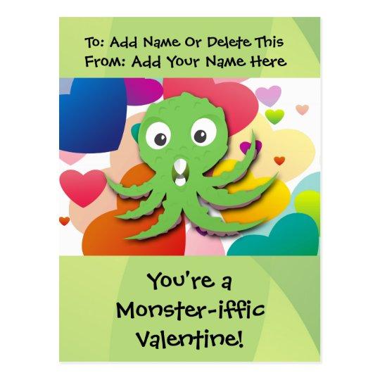 Usted es una tarjeta del día de San Valentín del