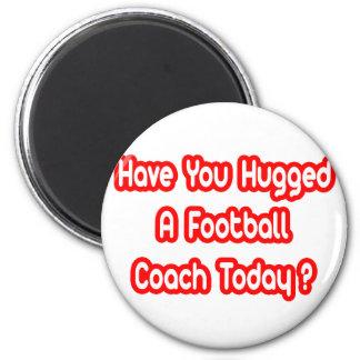 ¿Usted ha abrazado a un entrenador de fútbol hoy Imán De Frigorífico