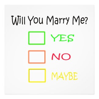 ¿Usted me casará? Fotografias