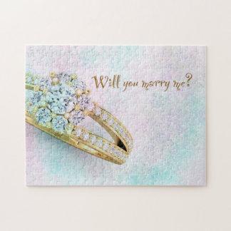 Usted me casará - rompecabezas