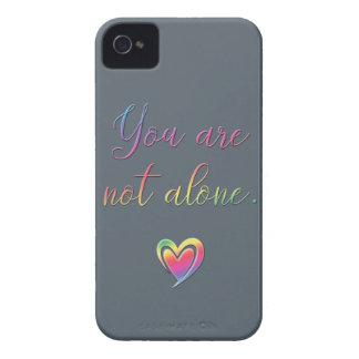 Usted no es solo carcasa para iPhone 4 de Case-Mate