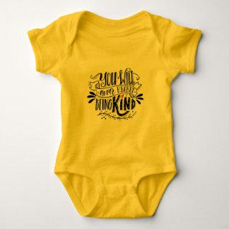 Usted nunca lamentará el ser el EQUIPO bueno ONSIE Body Para Bebé