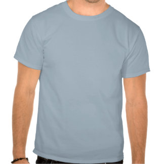 Usted puede saber donde usted está camisetas