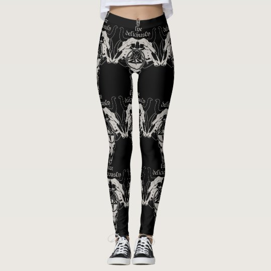 ¿Usted quiere a? Leggings