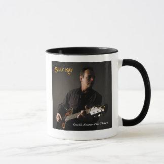 Usted sabrá que estoy allí al lado de taza de café