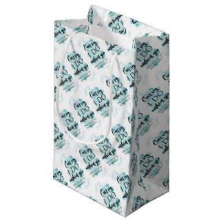 Usted será mi tarjeta de la pregunta de la dama de bolsa de regalo pequeña