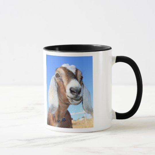 Usted taza vieja del club de la cabra