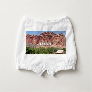 Utah: Fruita, parque nacional del filón del Cubrepañal