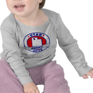 Utah Rick Perry Camisetas