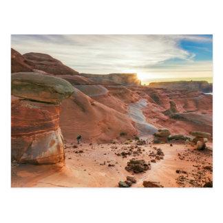 Utah, zona de recreo nacional 3 de Glen Canyon Postal