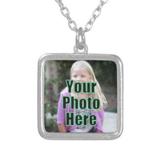 Utilice mi propio regalo personalizado foto del na joyería