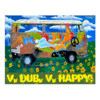 V. ¡Copia, V.Happy! Postal