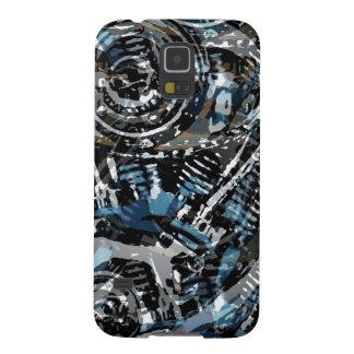 V-Gemelo abstracto Carcasa Galaxy S5