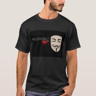 V y Mr.Creedy Camiseta