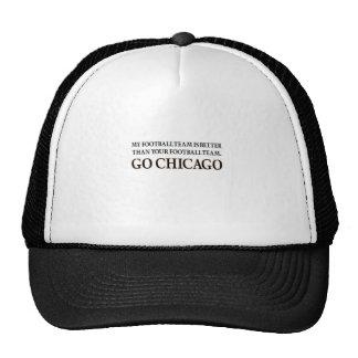 VA CHICAGO (la barajadura negra) Gorra