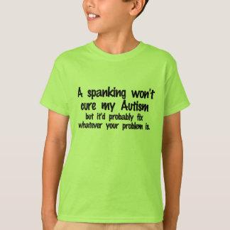 Va el azote usted mismo camiseta