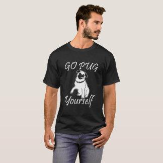 Va el barro amasado usted mismo camiseta
