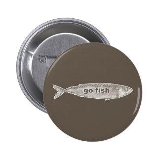 Va el botón de los pescados pin