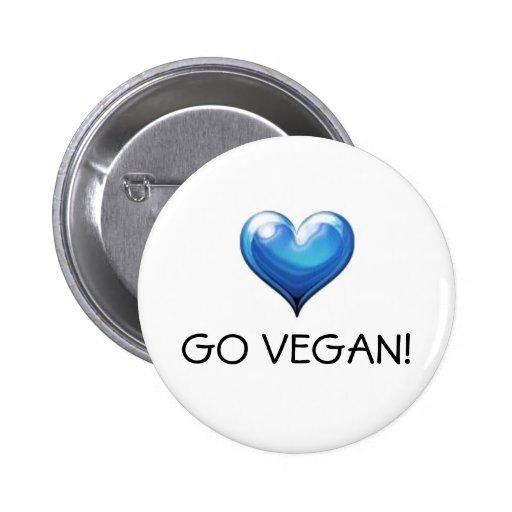 ¡Va el vegano! Pins