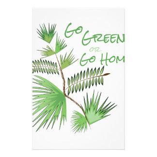 Va el verde  papeleria de diseño