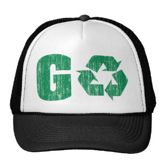Va el verde recicla gorras