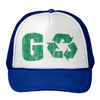 Va el verde recicla gorros