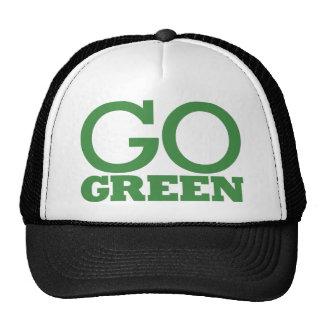 Va el verde - verde gorro de camionero