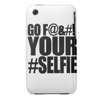 ¡VA F SU SELFIE! iPhone 3 FUNDAS