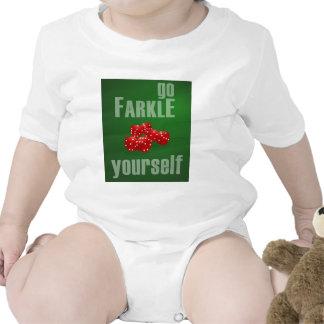 Va Farkle usted mismo Traje De Bebé