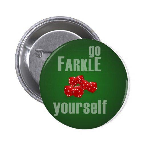 Va Farkle usted mismo Pin