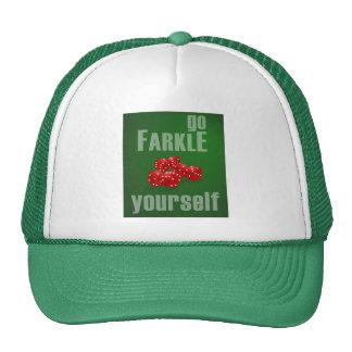 Va Farkle usted mismo Gorro De Camionero