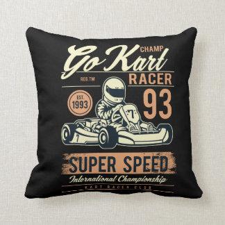 Va la almohada de tiro del corredor de Kart