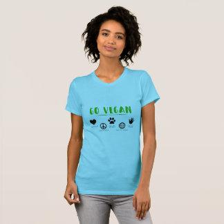 Va la camiseta del vegano