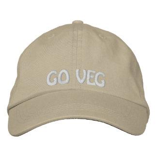 Va la gorra de béisbol/el gorra bordados Veg