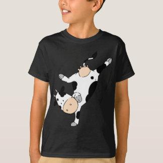 Vaca de Breakdancing (mooviestars) Camiseta
