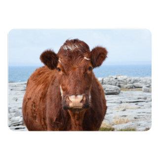 Vaca de Brown Anuncio