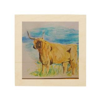 Arte p sters y lienzos vaca - Cuadros de vacas ...