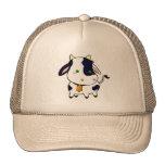 Vaca del bebé gorra