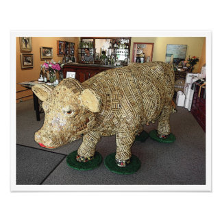 Vaca del corcho en el lagar de la cala de Charles Impresiones Fotograficas
